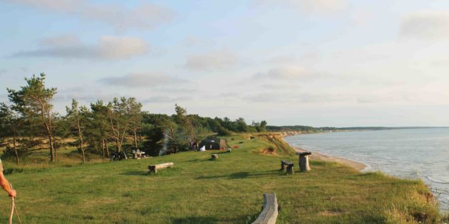 radreisen mit kindern baltikum
